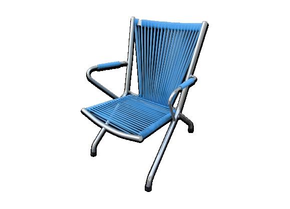 chaises scoubidou achat vente de chaises pas cher. Black Bedroom Furniture Sets. Home Design Ideas