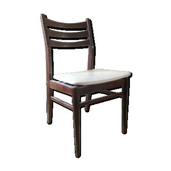 Chaise design industrielle scandinave vintage d 39 occasion - Chaise design scandinave occasion ...
