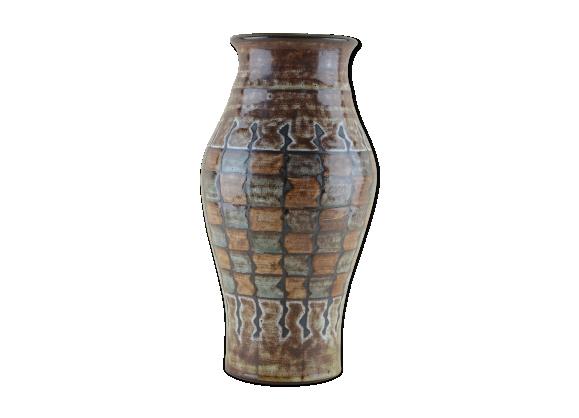 Vase de l'atelier du vieux moulin de Vallauris