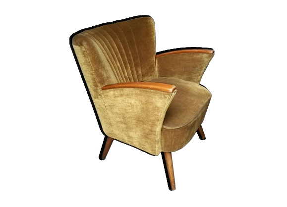 fauteuil cocktail vintage. Black Bedroom Furniture Sets. Home Design Ideas