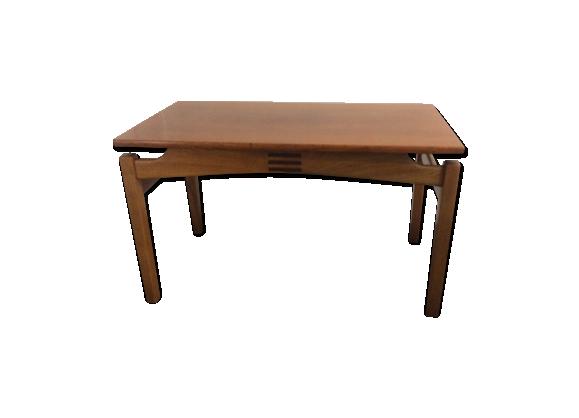 Table basse scandinave bois mat riau bois couleur for Table basse scandinave couleur