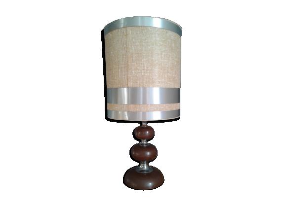 lampe ann es 70 bak lite beige bon tat vintage 18401afbe1403475bf817242fe1c012e. Black Bedroom Furniture Sets. Home Design Ideas