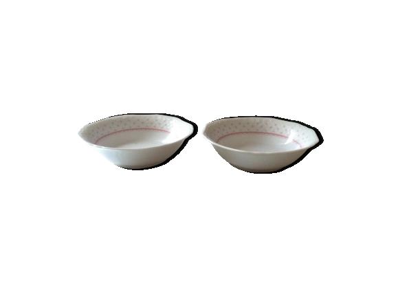 Duo de coupelles en porcelaine ,bavaria