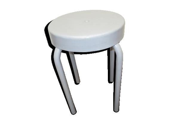 tabourets industriel m tal. Black Bedroom Furniture Sets. Home Design Ideas