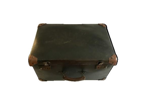 Valise ancienne en carton
