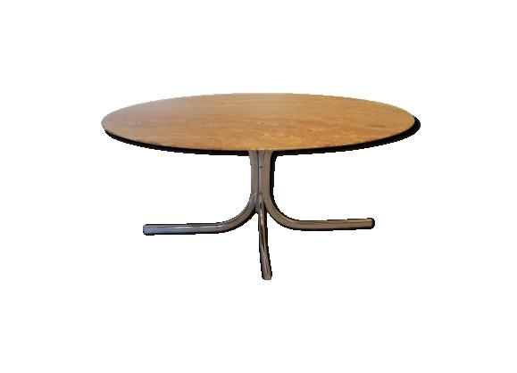 Table marbre années 70