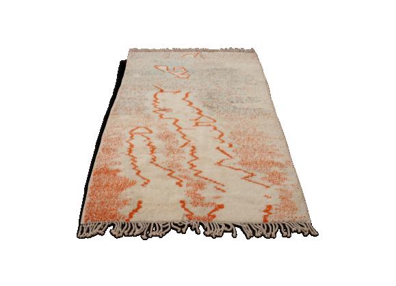 tapis berb re marocain tissu orange bon tat design 8f2305814eb4397abb5cafddd1fce34e. Black Bedroom Furniture Sets. Home Design Ideas