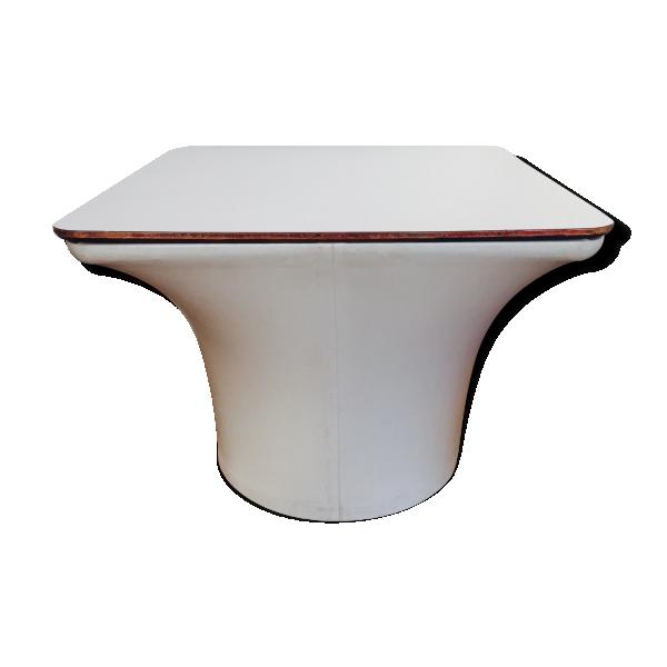 Lot de 2 tables basses pierre paulin mushroom artifort - Table basse pierre paulin ...