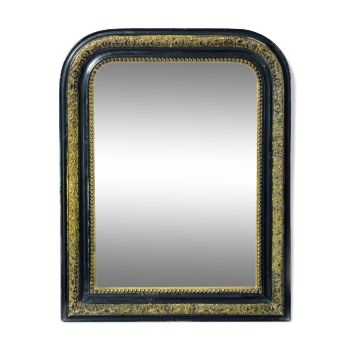 Miroirs vintage d 39 occasion for Miroir style louis philippe