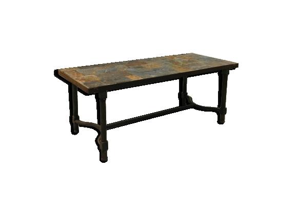Table ardoise achat / vente de Table pas cher
