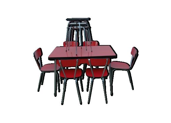 salle a manger annee 60 - meuble ann es 60 formica