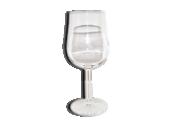 Verre à vin en cristal pour dégustation de vin