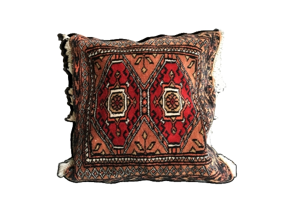 Vieux coussin persan