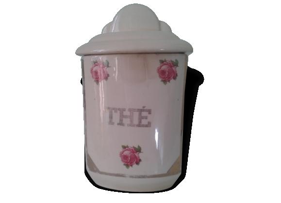 Ancien pot à thé
