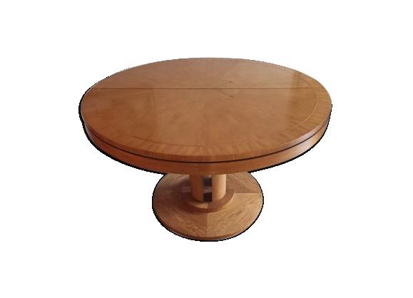 Table extensible signée Baker