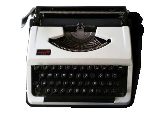 Machine à écrire de Vendex fabriqué en Hollande 60