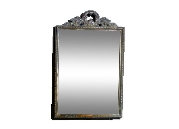 Miroir cadre achat vente de miroir pas cher for Argenture miroir