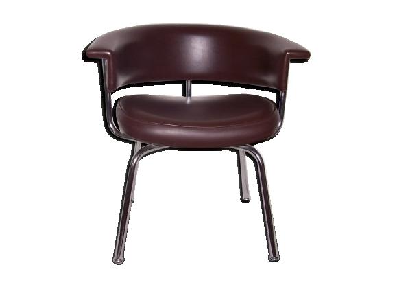 fauteuil ann es 70 le fait main. Black Bedroom Furniture Sets. Home Design Ideas