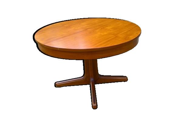Table extensible années 60