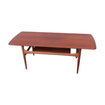 Table basse style scandinave d 39 occasion for Table basse danoise