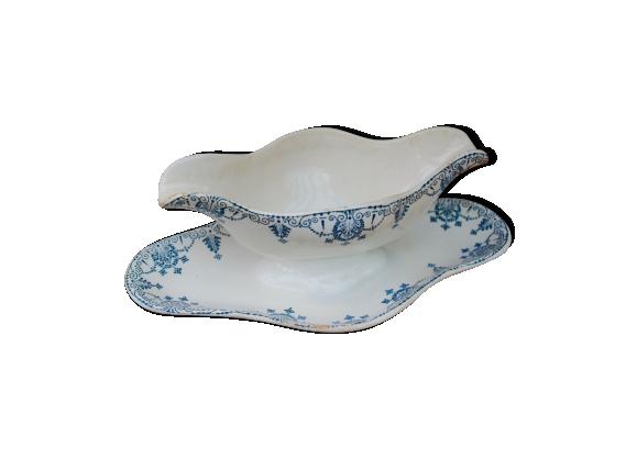 Saucier porcelaine opaque de givors modèle verdun