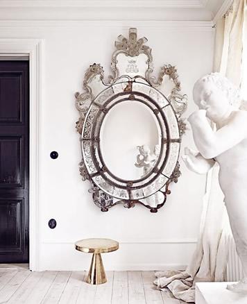 Dossier miroirs vénitiens