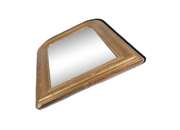 Miroir cadre bois for Miroir cadre bois