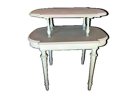 Table à deux niveaux