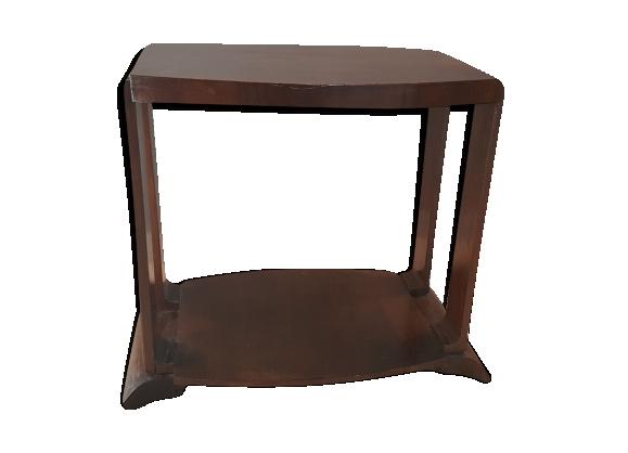 Guéridon table de bout de canapé style art déco années 1930