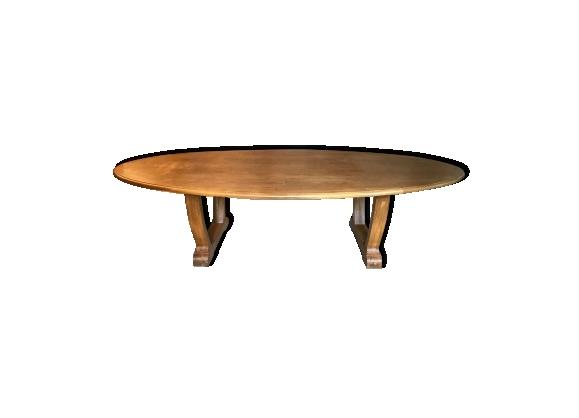 Grande table en hêtre massif