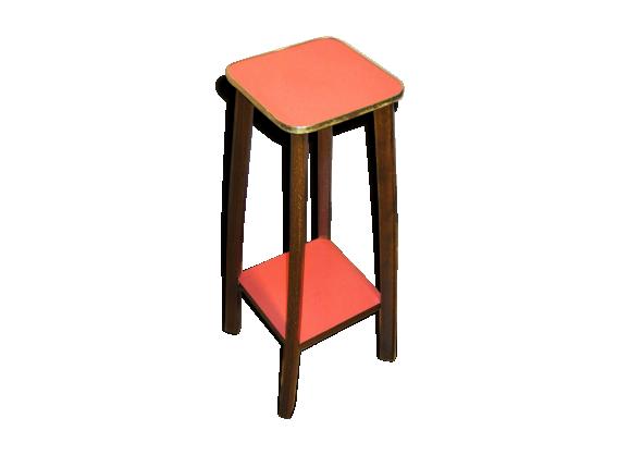 Sellette Formica Ann Es 50 60 Formica Orange Bon