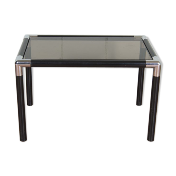 139 table de chevet transparente table de chevet 1. Black Bedroom Furniture Sets. Home Design Ideas