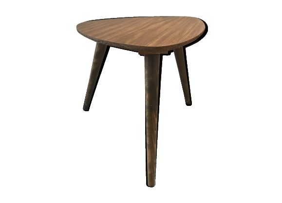 table tripode annes 50