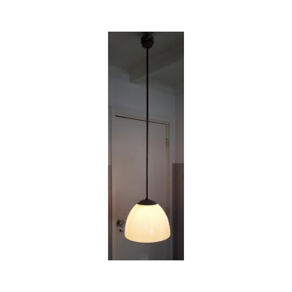 suspension en verre transparent suspension design sph re en verre transparent avec motif elba. Black Bedroom Furniture Sets. Home Design Ideas