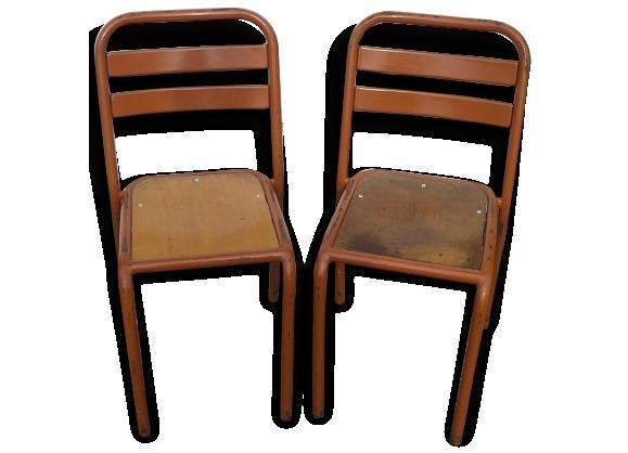 chaise tolix achat vente de chaise pas cher. Black Bedroom Furniture Sets. Home Design Ideas