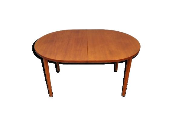 Table ovale en teck