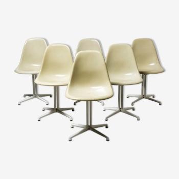 Chaise design industrielle scandinave vintage d 39 occasion - Chaises eames occasion ...