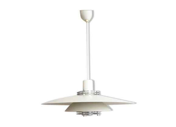 Suspension design danois blanche ann es 90 m tal blanc for Chambre design danois