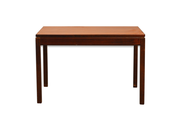 Table basse scandinave en bois de rose teck bois for Table basse scandinave couleur