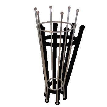Porte parapluies vintage d 39 occasion for Porte metal 60