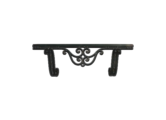 Console art d co - Console art deco fer forge ...