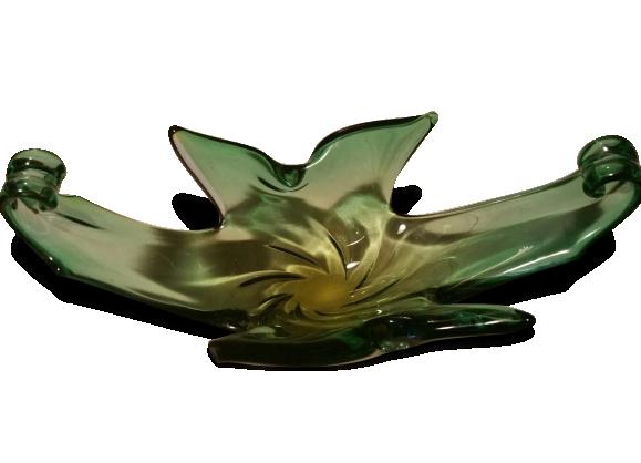 Coupe verre vintage