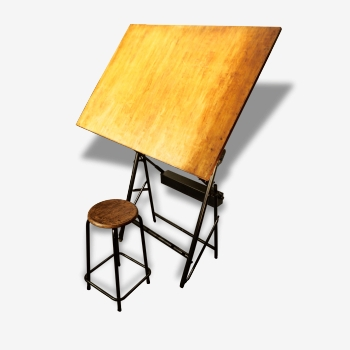 Le d chineur by gaetan de paix de coeur boutique en ligne - Table a dessin architecte ...