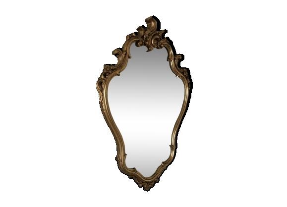 Miroir baroque 42x69cm