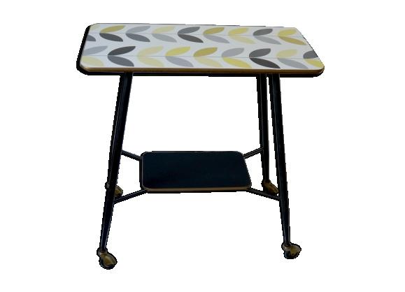 table tv vintage. Black Bedroom Furniture Sets. Home Design Ideas