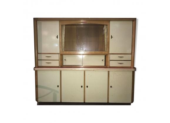 meuble cuisine vintage. Black Bedroom Furniture Sets. Home Design Ideas