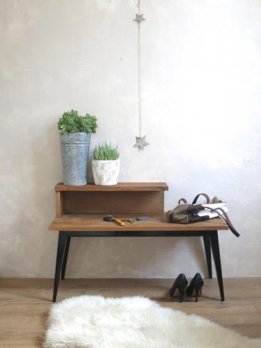 meuble téléphone vintage - bois (matériau) - bois (couleur) - bon ... - Meuble Telephone Design