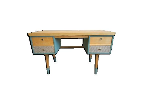 Bureau vintage des années 50