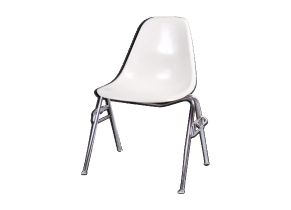 Chaise DSS Charles & Ray Eames pour Herman Miller