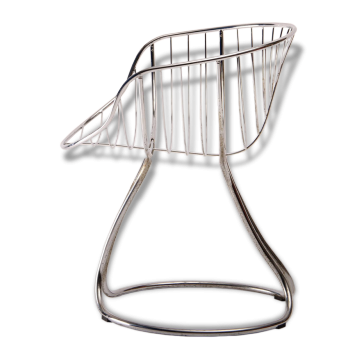 Très rare fauteuil Pan Am par Rima 1970